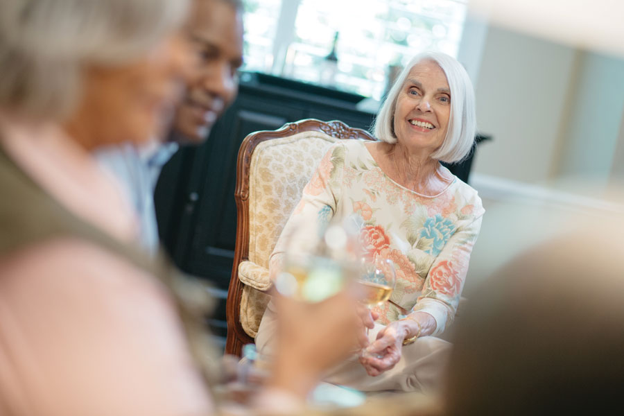 Luxury Retirement Community